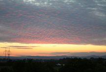 Obloha nad Pustými Úľanmi