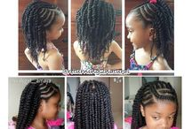 Protective styles for girls