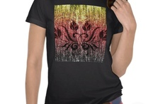 Fractal Apparel / Fractal T-shirts and clothing by Michal Dunaj + Zazzle.com