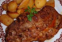 pecene maso