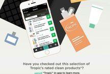 #ThinkDirty & Shop Clean - Tropic
