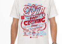 Ohmyboot Clothing - Events Tshirts / Tshirt silkscreen printing