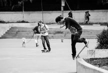 Skate Life / Tricks Around The World