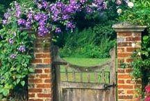 Garden gates / by Debbie McDaniel