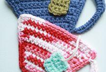 I'm feeling this crochet stuff!! / Crochet items!