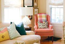 living room / by Cynthia Magaña