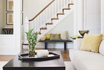 Stairs / by Vanessa Francis Interior Design
