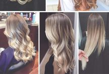 Hair / by Melanie Slavens