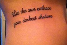 tatoo  mes favorie