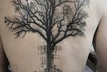 tree tattoo ideas