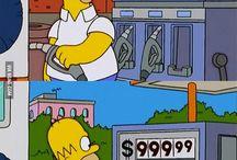 Simpsons Funnies