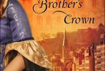 My Brother's Crown / Inspiration and updates on MY BROTHER'S CROWN, the historical/modern suspense novel from Mindy Starns Clark and Leslie Gould.