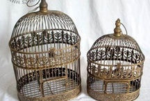 Birdcages/Birdhouse