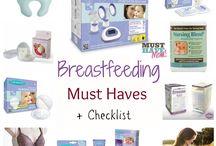Breastfeeding / by Dawn Walters