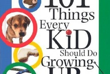 All About Kids / Crafts, nature, play - just in time for summer. / by Scott County Library System