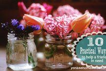 Encouragement / by Kathleen | Yankee Homestead