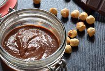 Smørerpålæg / Nødder, chokolade og lign