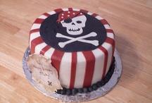 Decorative Cakes / by Ashley Yanes Shockley