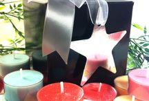 Gift Box Set / Tealights/Jar Gift Sets
