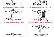 Cosas de arquis! / Humor arquitectura