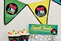 Activity day ideas / by Jessica McWhorter