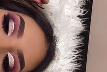 eye makeup goals☄