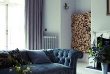 Homes | The living room / Inspiration for living rooms, snugs, family rooms and sitting rooms.