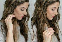hair boho braid