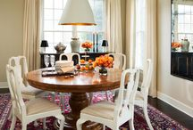 | E A T I N G | / Dining Rooms by Lori Graham Design