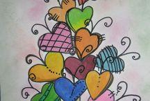 Pintura Grafitada