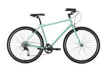 Woods + Wheels / Cycling, Hiking, Outdoor Frivolity  / by Cait Barnett