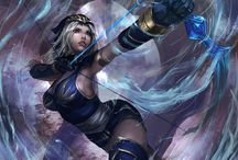 League of Legends Ashe