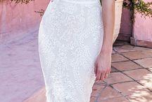 Bröllops klänning!