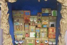 case e casette scuola dell'infanzia