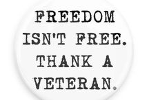 Veteran's Day Buttons / Funny Buttons - Custom Buttons - Promotional Badges - Veterans Day Pins - Wacky Buttons