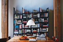 libraries / bookcases
