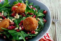 salad / by moki's goodies
