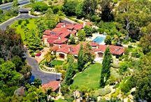5449 LA GRANADA, RANCHO SANTA FE, CA / Home / Property for sale #california #home #luxuryhome #design #house #realestate #property #pool