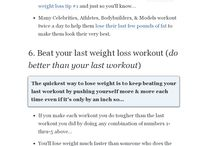 health & fitness*