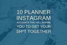 Planner Inspiration