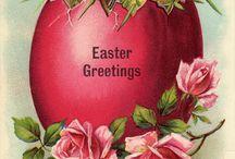 Vintage Easter Cards / Vintage Easter