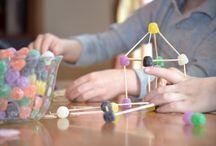 Kid crafts / by Alissa Meyers