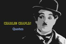 Motivational and Inspirational Quotes of Charlie Chaplin / Enjoy the best collection of Charlie Chaplin Quotes at SlidesFinder.com. These awesome lines by Charlie Chaplin are motivational and inspirational for our life.