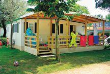 Maxi,Silver e Suite Caravan / Maxi Caravan, Silver Caravan e Suite Caravan: Comode soluzioni per una vacanza al mare al Camping Village Portofelice.