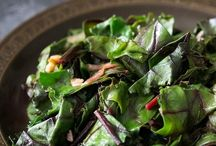 Beet Greens / Recipes and tips for preparing beet greens