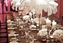 Party Ideas 20-roky / The Great Gatsby Party Theme