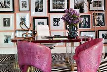 Office Inspiration / The Space Where Creativity and Cash Flow Collide / by Andrea Bolder
