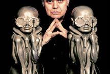 H.R. Giger - Art Gallery