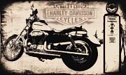 HD Motorcycles & Likes