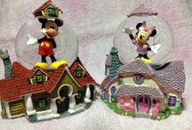 My Snowglobe / My collectible things from worldwide